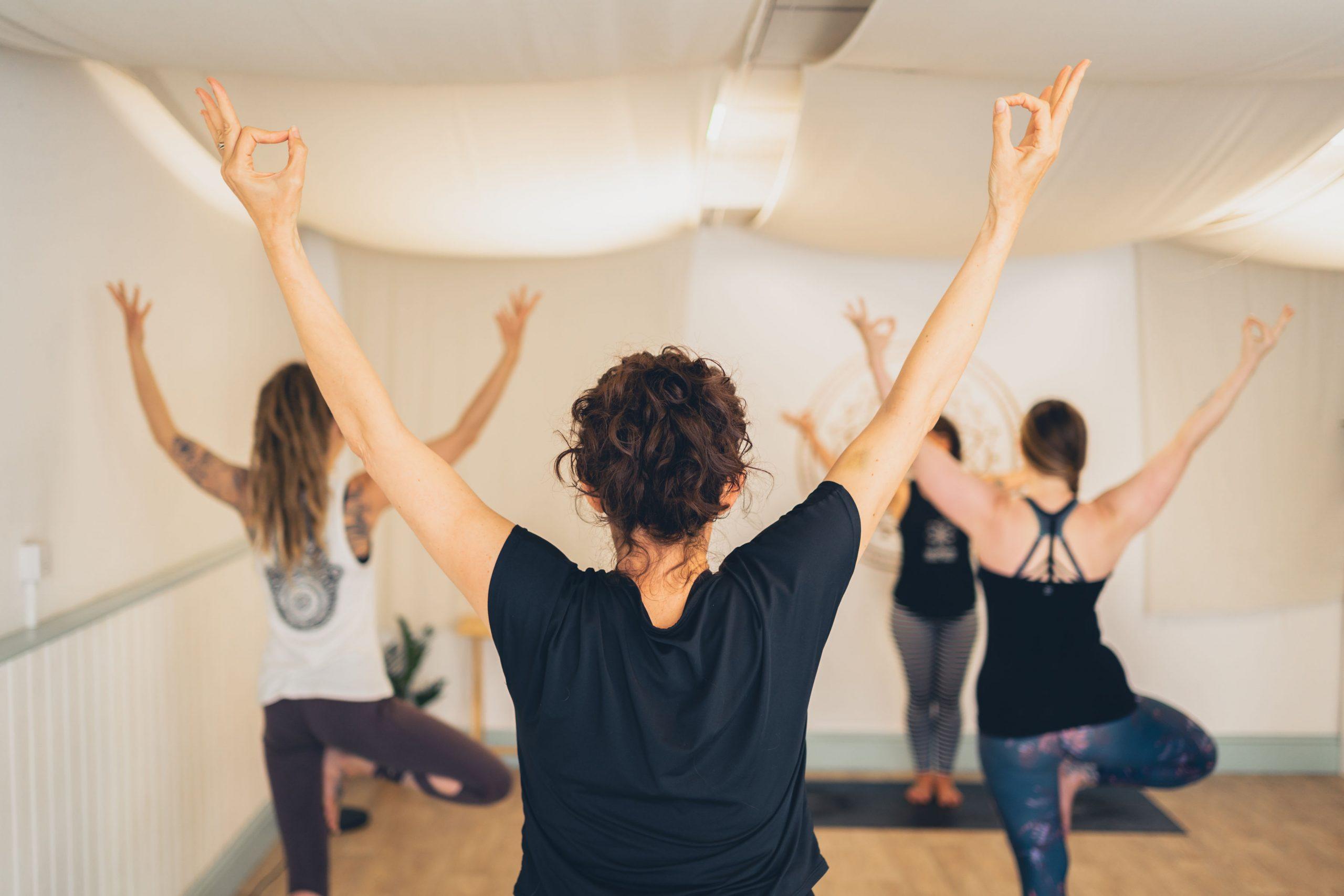 Yoga teacher training Falmouth